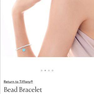 Tiffany & Co Bead Braclet